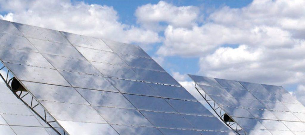 eficiência energética de parque solar fotovoltaico