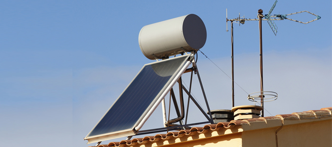 Construa o seu próprio painel solar térmico