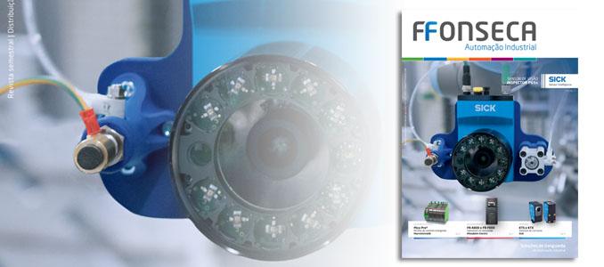 Revista F.Fonseca Automação Industrial, edição setembro 2017