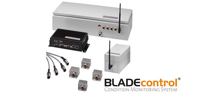 Sistema BLADEcontrol®, da Weidmüller