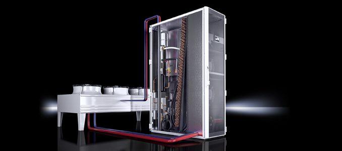 Rittal: refrigeração para todos os cenários edge – de racks únicos a datacenters inteiros