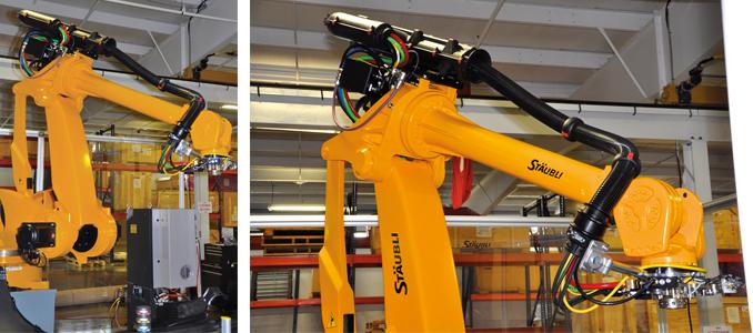 F.Fonseca apresenta pacotes energéticos para robots da Murrplastik
