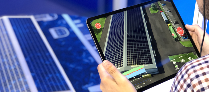 A revolução tecnológica na Intersolar 2019