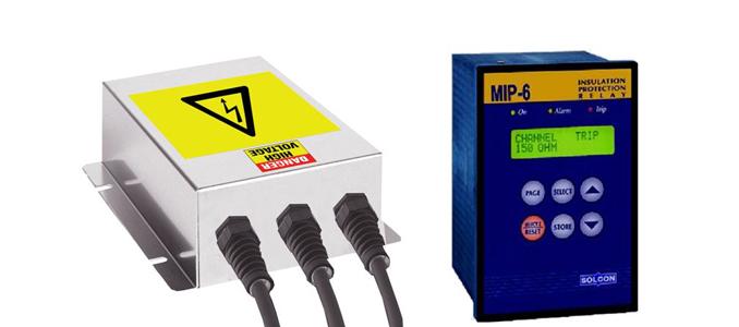 F.Fonseca promove monitorização de motores com relé de proteção de isolamento MIP-6 da Solcon