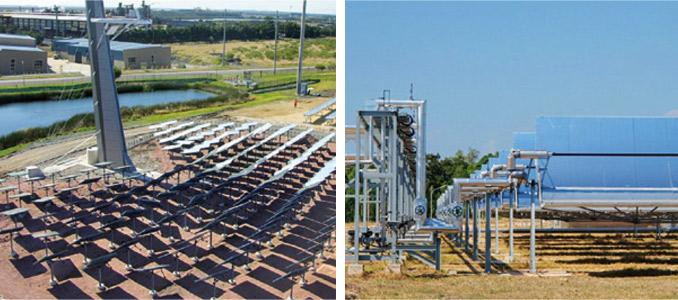 Perspetivas do uso da tecnologia solar de concentração na indústria mineira