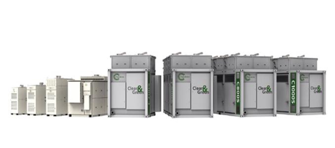 Capstone Turbine: cogeração com microturbinas