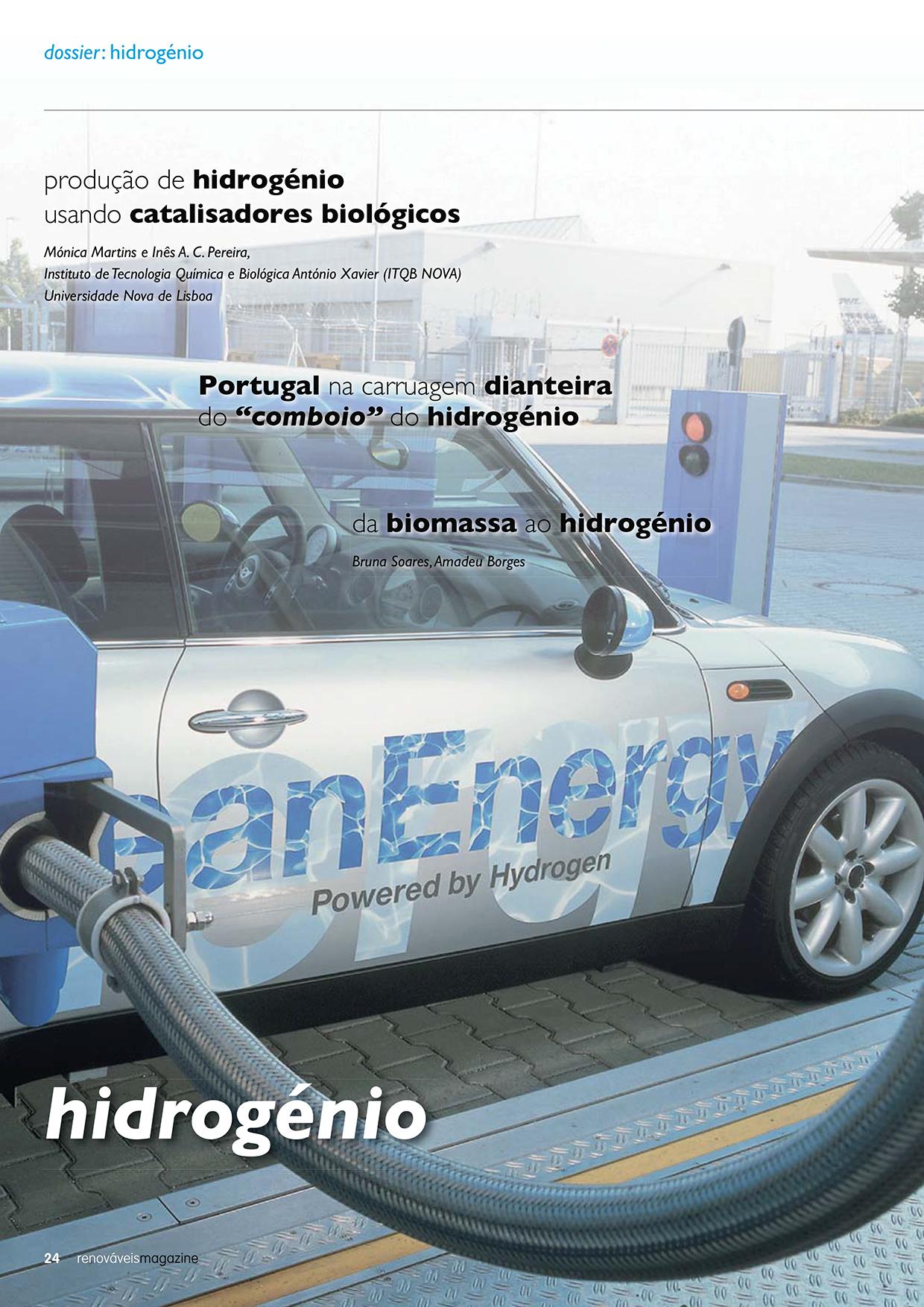 Dossier sobre Hidrogénio