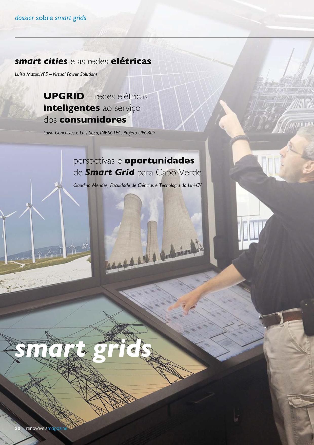 Dossier sobre Smart grids