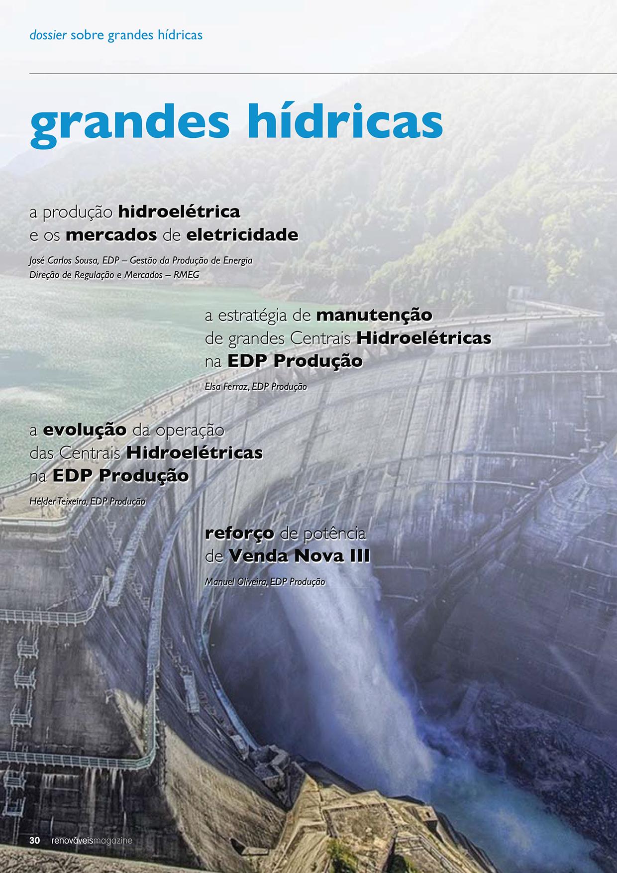 Dossier sobre Grandes hídricas