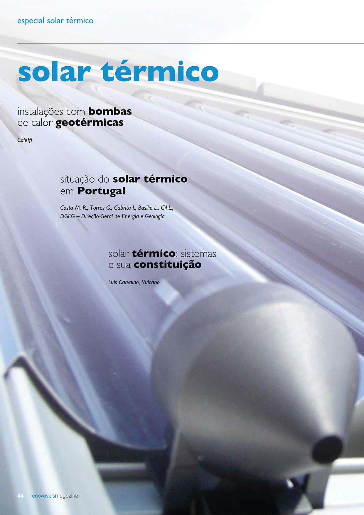 Dossier sobre Especial solar térmico