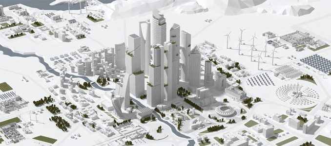 ABB Electrification lança Smart City
