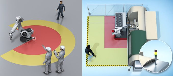 F.Fonseca apresenta soluções para proteção de áreas Safe Robotics da SICK