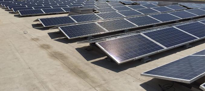 protecção de instalações fotovoltaicas