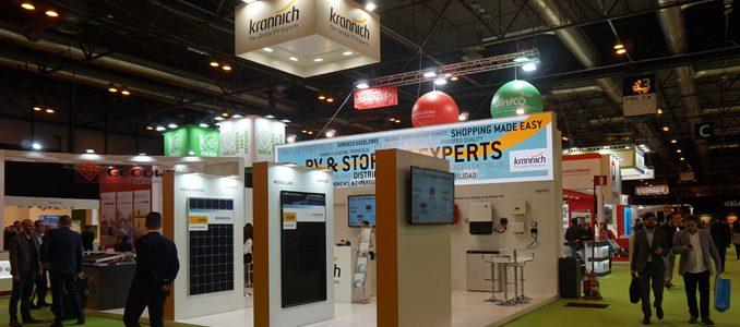 Krannich Solar voltará a estar presente na GENERA