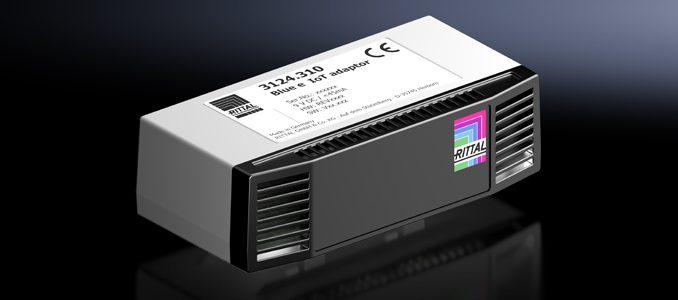 Rittal Portugal: novo adaptador IoT para unidades de climatização de armários