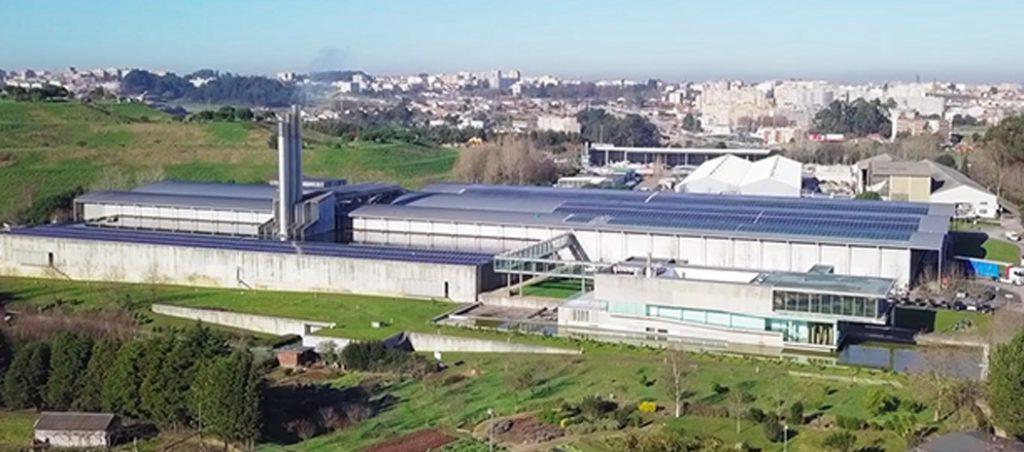 Novo parque fotovoltaico nas instalações da Lipor