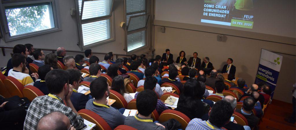 Seminário debateu oportunidades do Autoconsumo Coletivo e Comunidades de Energia