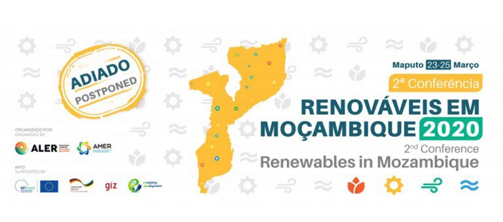 Adiamento: Renováveis em Moçambique 2020