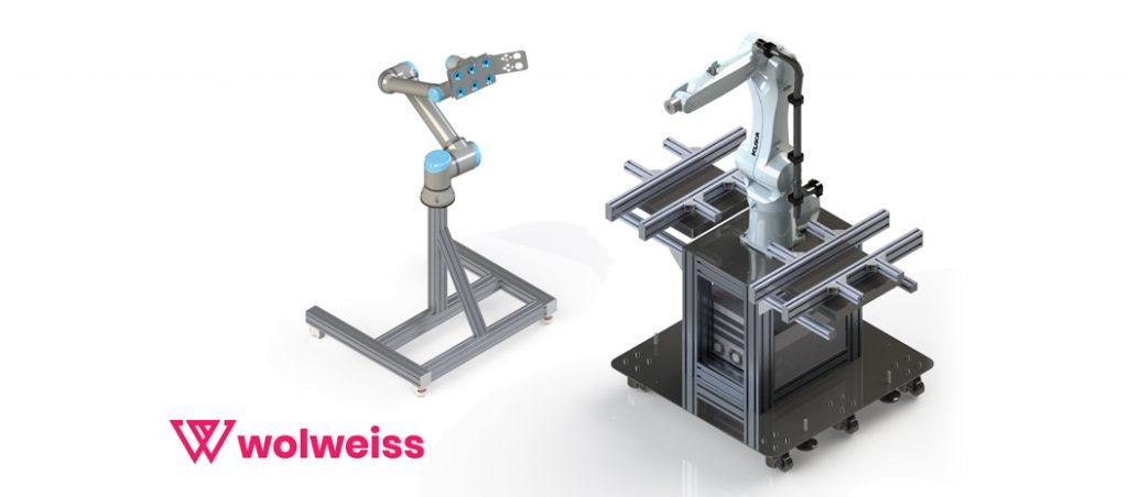REIMAN: perfil técnico de alumínio Wolweiss aposta na indústria