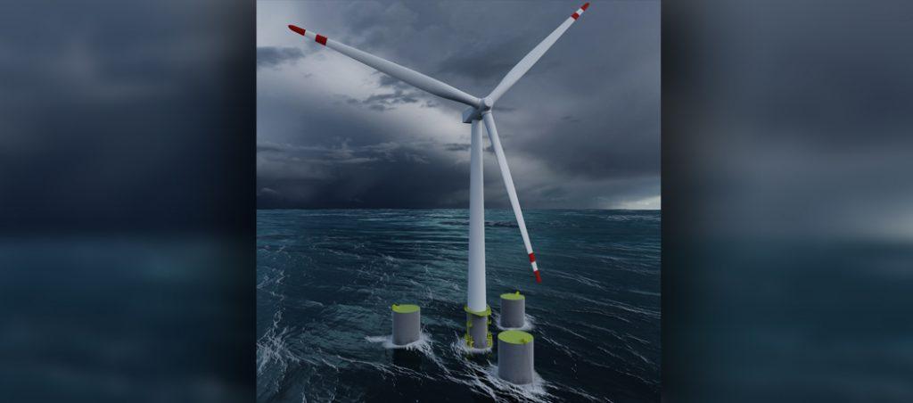 Iberdrola assume nova posição no setor da energia eólica marinha flutuante liderando o projeto europeu FLAGSHIP