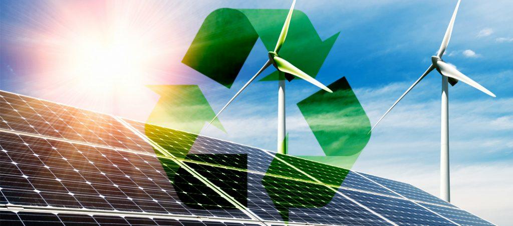 reciclagem de painéis fotovoltaicos e pás eólica