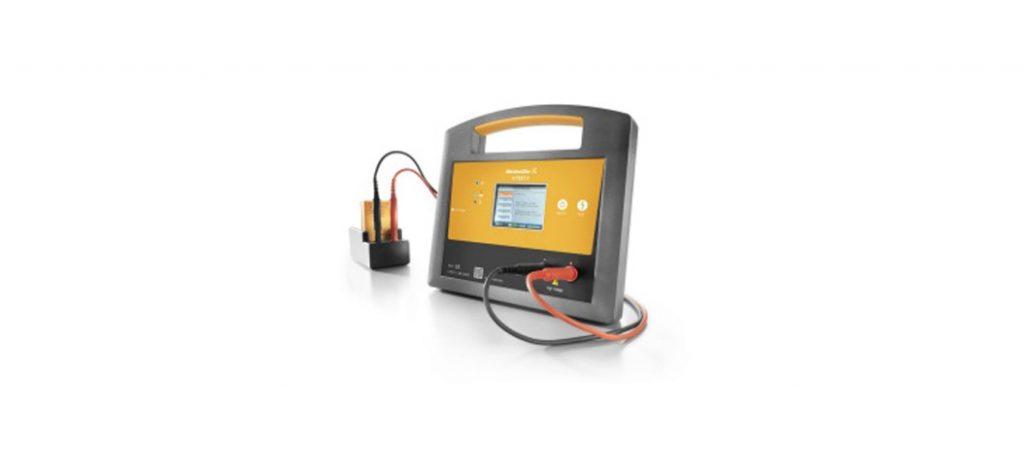Weidmüller: dispositivo de teste VARITECTOR TEST II