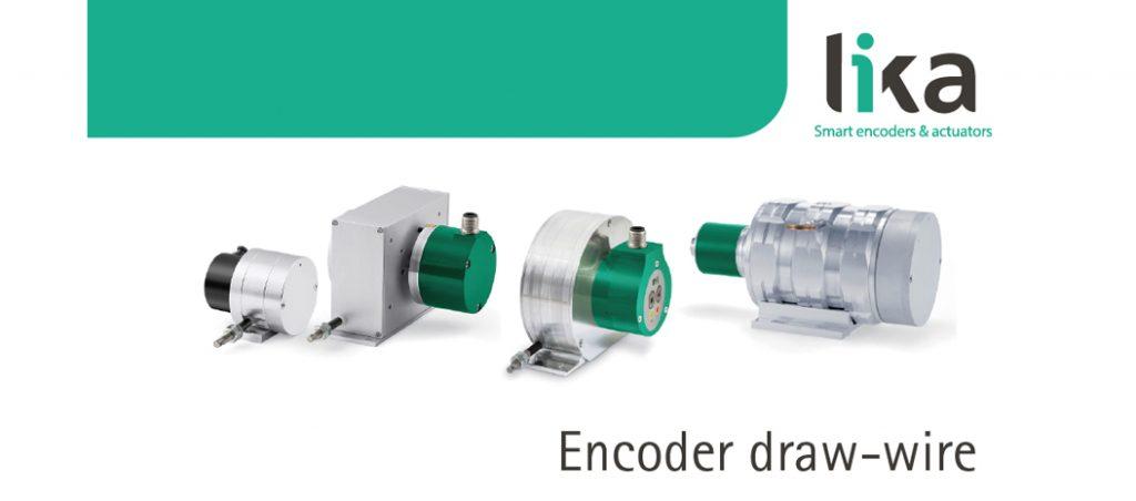 Bresimar Automação: Lika – Encoder draw-wire
