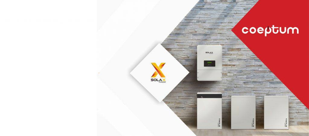COEPTUM celebra acordo de distribuição com SOLAX POWER