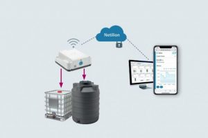 Endress+Hauser: Micropilot FWR30 – o sensor de nível na cloud