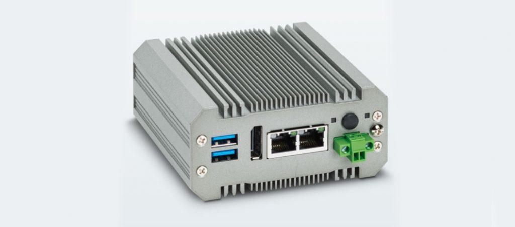 Phoenix Contact: novo PC de caixa ultracompacto