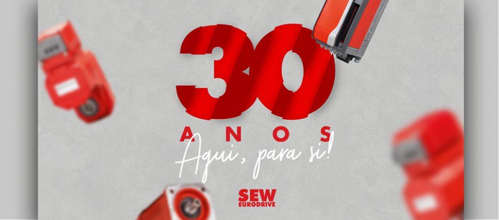 SEW-EURODRIVE Portugal celebra 30 anos