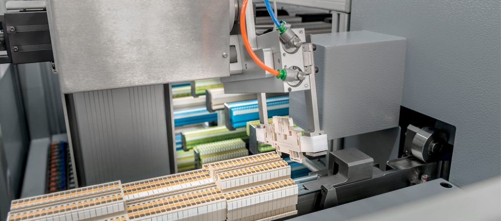 Weidmüller: Klippon© automatiza processos de montagem