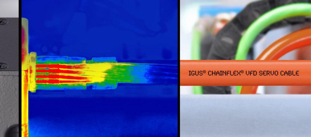 Proteção fiável para a próxima geração de motores com o novo material da igus