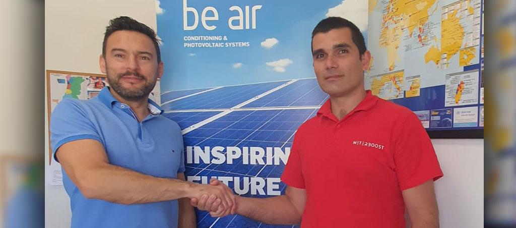 Meterboost firma parceria para distribuição no Algarve