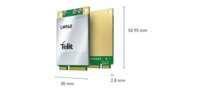 Alta performance para 5G: Telit oferece nova geração de cartões 5G/LTE M.2 na Rutronik