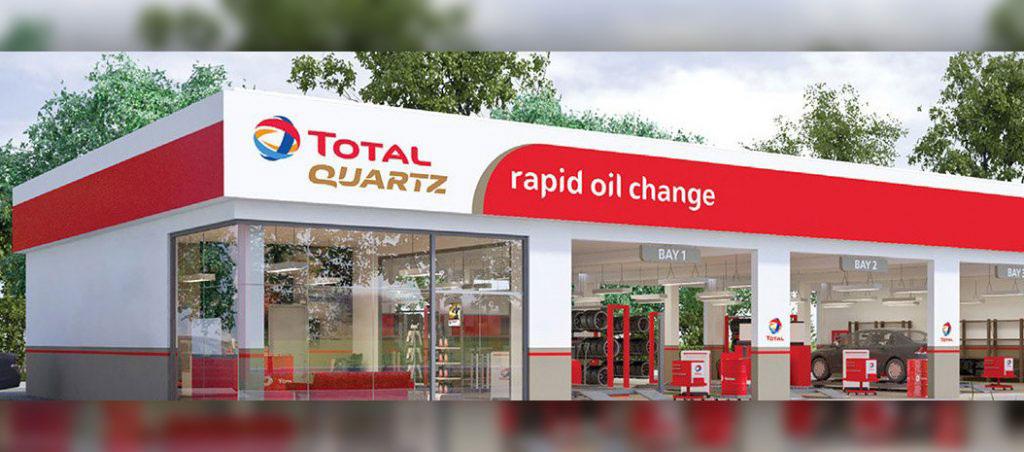 Rede Total Rapid Oil Change em crescimento contínuo