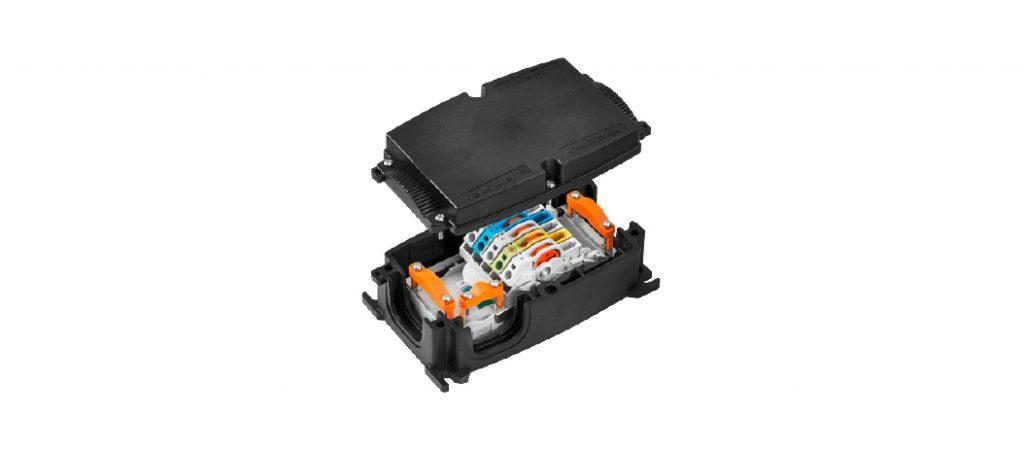 Weidmüller apresenta caixas de distribuição de energia FieldPower®