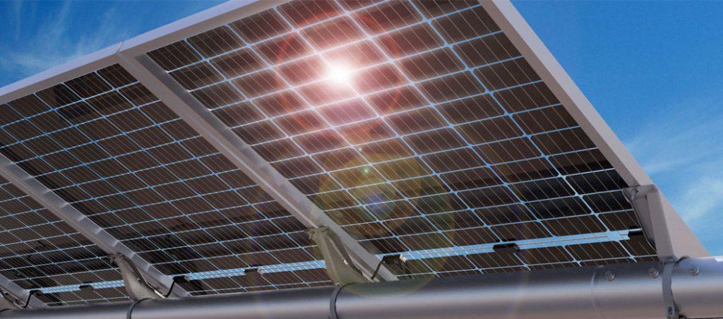 solar bifacial