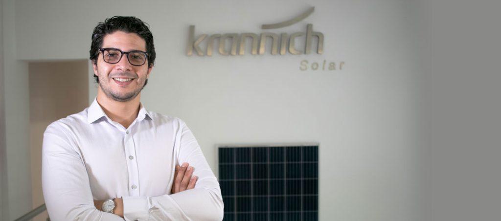 Krannich Solar: Simo Ghailan, novo diretor comercial de Espanha
