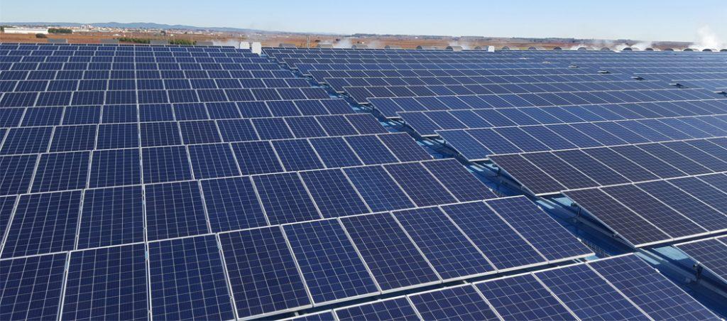instalação de autoconsumo de 800 kW em Castilla La Mancha. Caso de sucesso