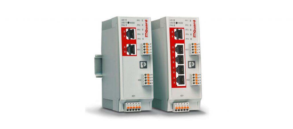 Phoenix Contact: proteção da rede industrial mais intuitiva