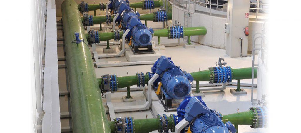 WEG fornece motores elétricos para sistema de abastecimento de água potável em Espanha