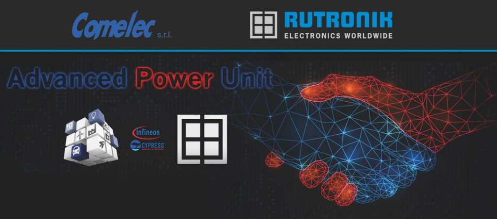 Rutronik e Comelec unem forças – Partner for Power