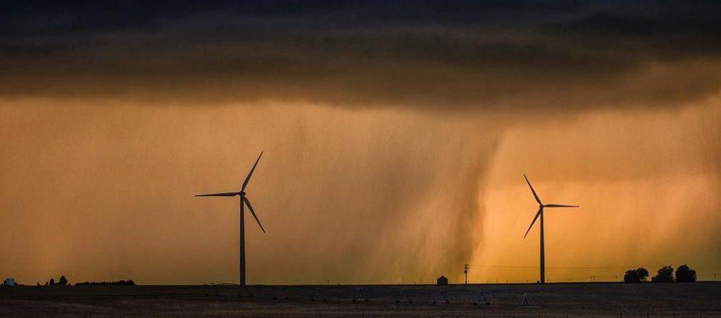 Um fevereiro chuvoso e com grande contribuição renovável