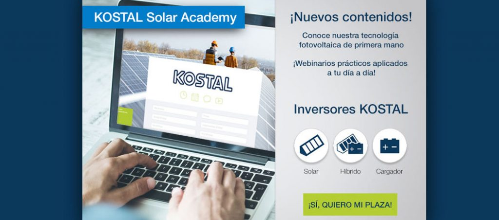 KOSTAL Solar Academy