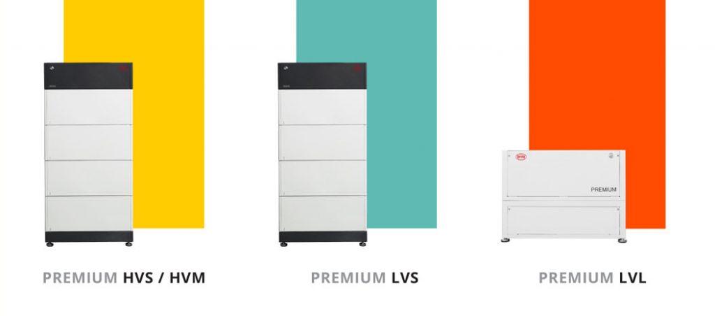 Gama Premium, fabricante de baterias de lítio BYD