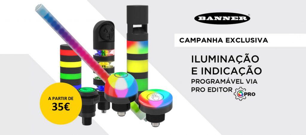 Campanha de iluminação