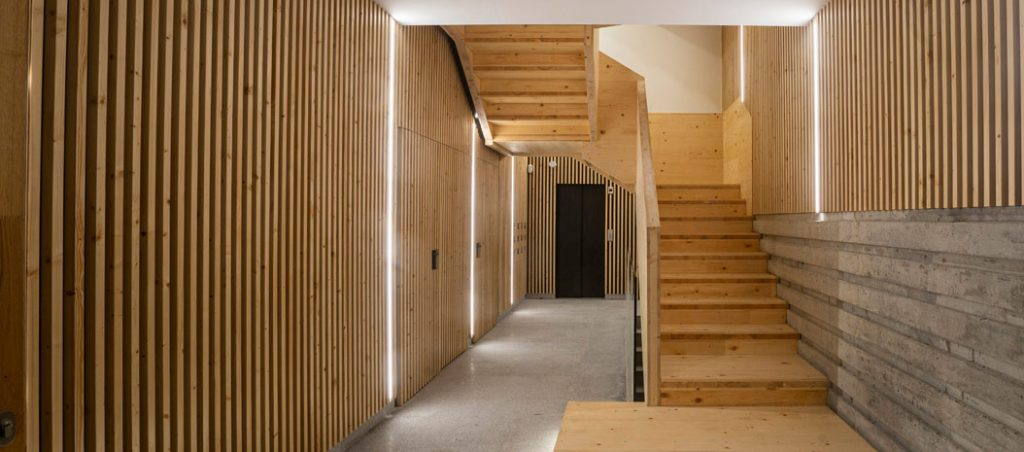 hotel de Vigo é o 1º edifício multifamiliar certificado Passivhaus na Galiza