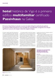 hotel Vigo Passivhaus