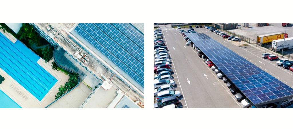 1320 milhões para autoconsumo, armazenamento e ar condicionado